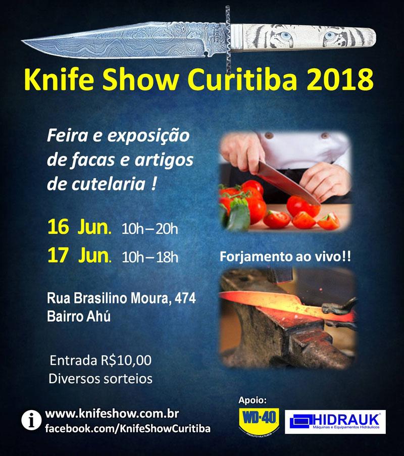 Knife Show Curitiba 2018