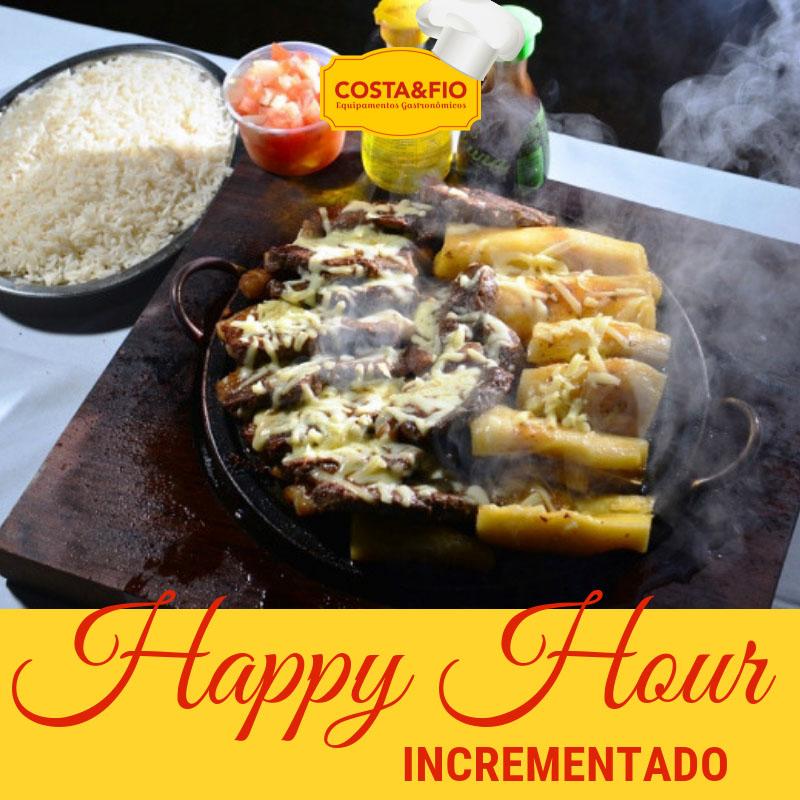 Happy Hour incrementado